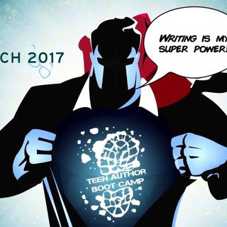 TABC 2017- Writing is My Superpower