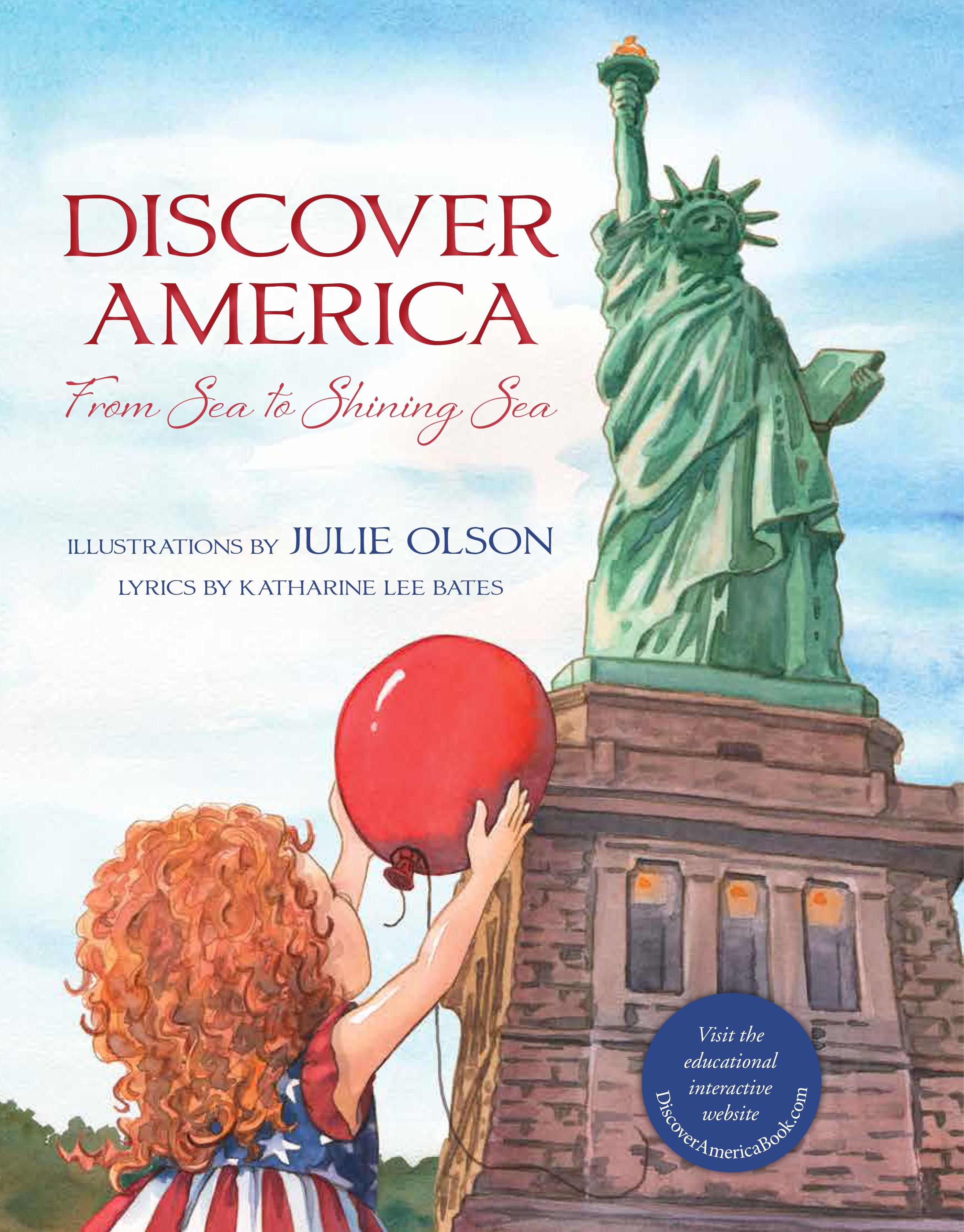 Discover America covert