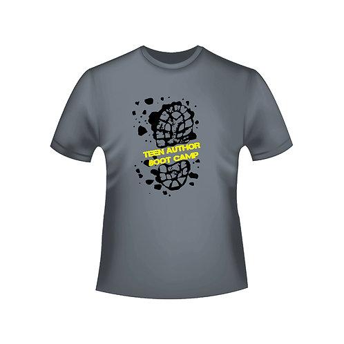 Gray and Yellow TABC T-Shirt