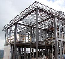 steel frame LSF