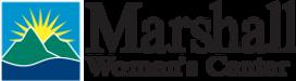 marshall women's center logo