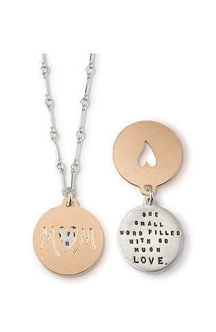 """""""Mom"""" Necklace"""