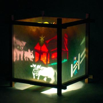 Farm Animals Lantern
