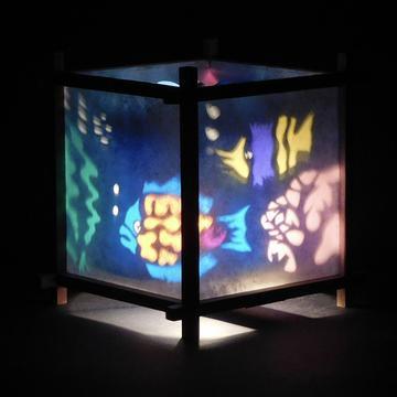 Tropical Fish Lantern