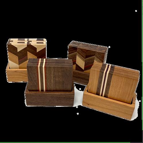 JK Creative Wood Coasters