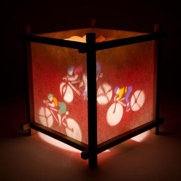 Bicycling Lantern