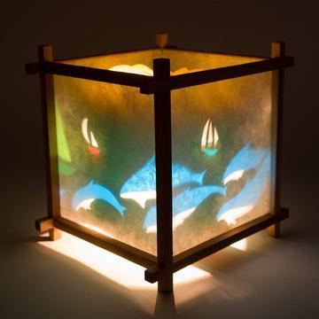 Dolphins Lantern