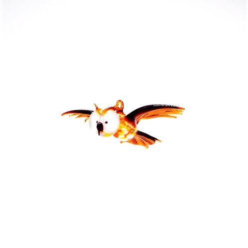 WGK Glass Art - Owl Ornament