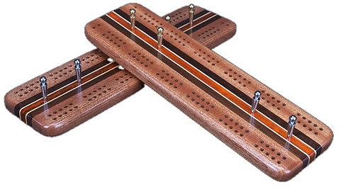 Hardwood Creations Cribbage Board Game