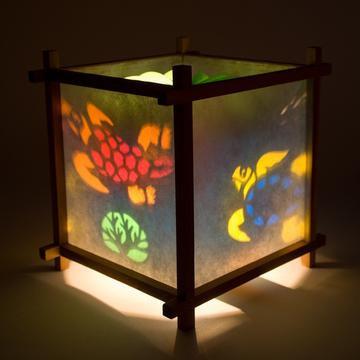 Turtles Lantern