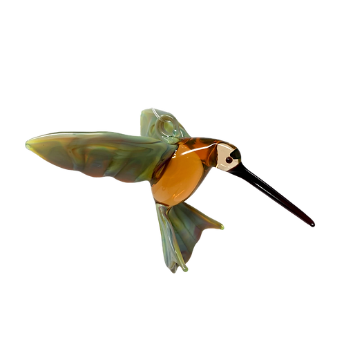 WGK Glass Art - Hummingbird
