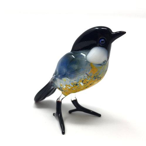 WGK Glass Art - Chickadee