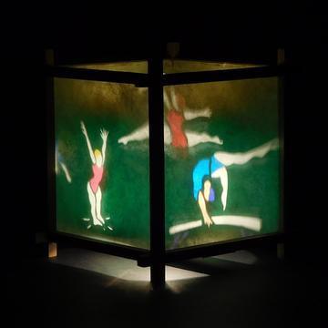 Gymnastics Lantern