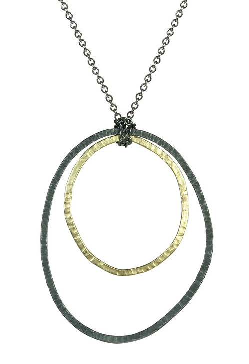 Double Loop Pendant