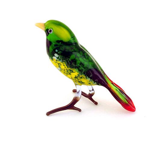 WGK Glass Art - Finch