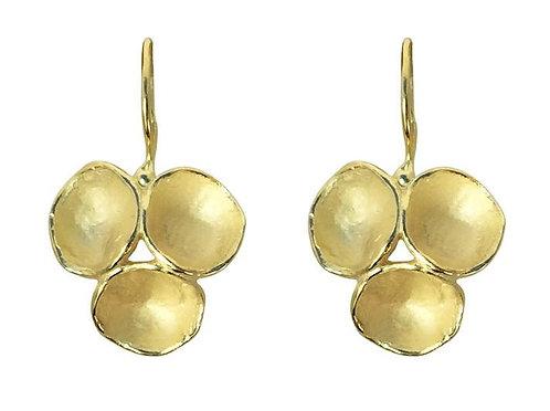 Tri-Pod Earrings with Hook