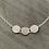 Thumbnail: Bent Metal Necklace