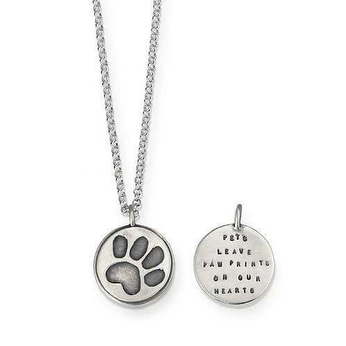 """""""Pet Paw"""" Necklace"""