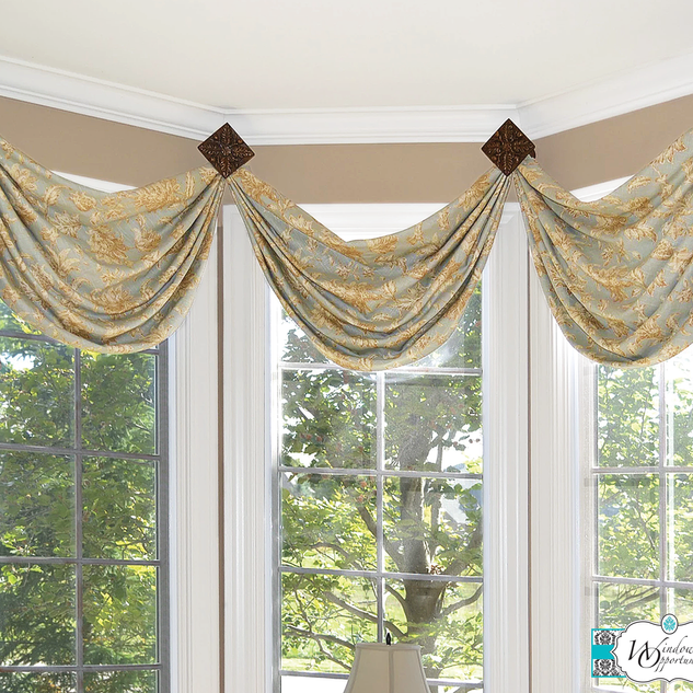 Valances Give Your Window A Finished Look
