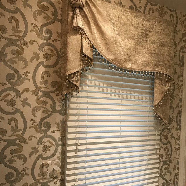 Bathroom Valance