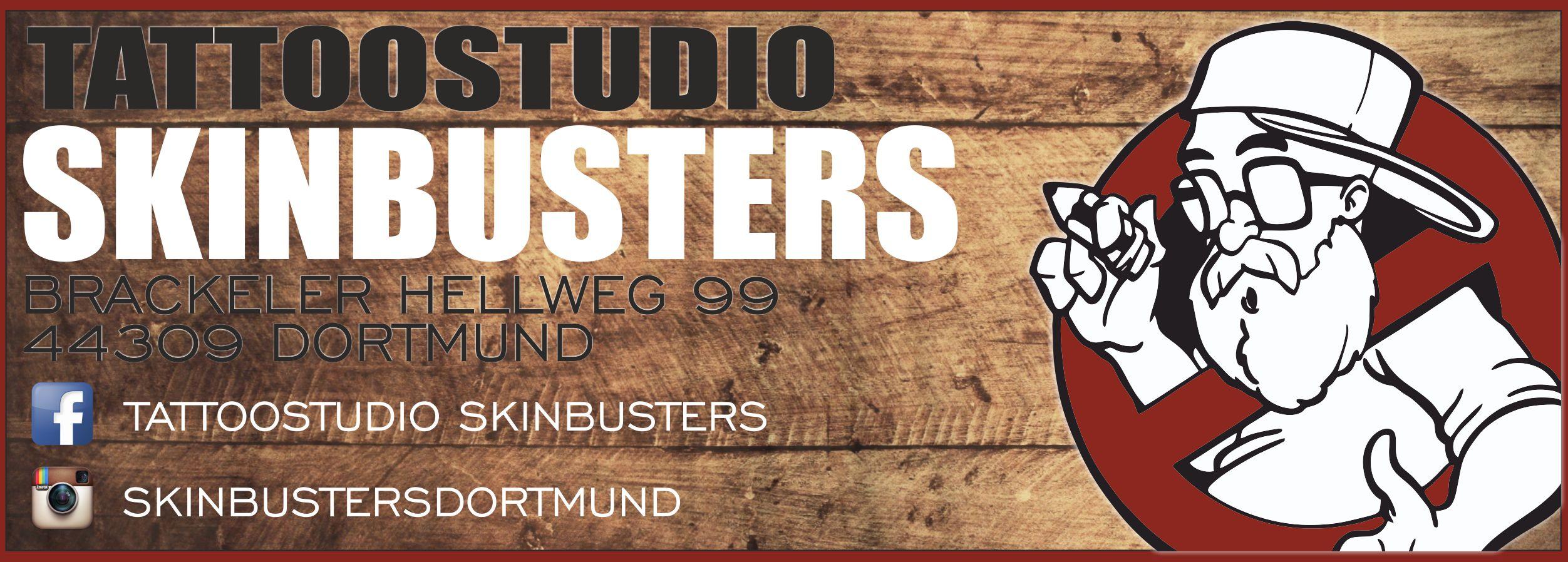 Dortmund Körne Tattoo Tattoostudio Skinbusters Paddy Unique - Tattoo Studio Dortmund