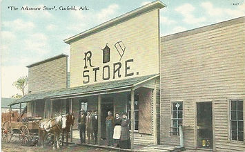 The Arkansaw Store in Garfield