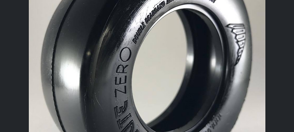 BELTED Voodoo ABSOLUTE ZERO Racing Slick 2.2/3.0 (2 tires, foams not included)