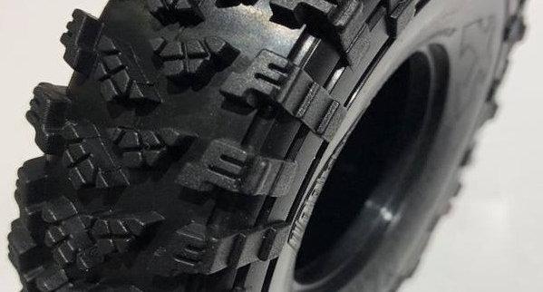 Voodoo KLR-X4 1.9/4.75 (2 tires, foams sold separately)