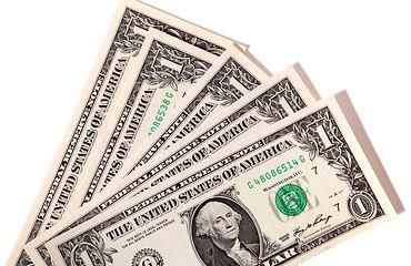 Fan of one dollar bills.jpg