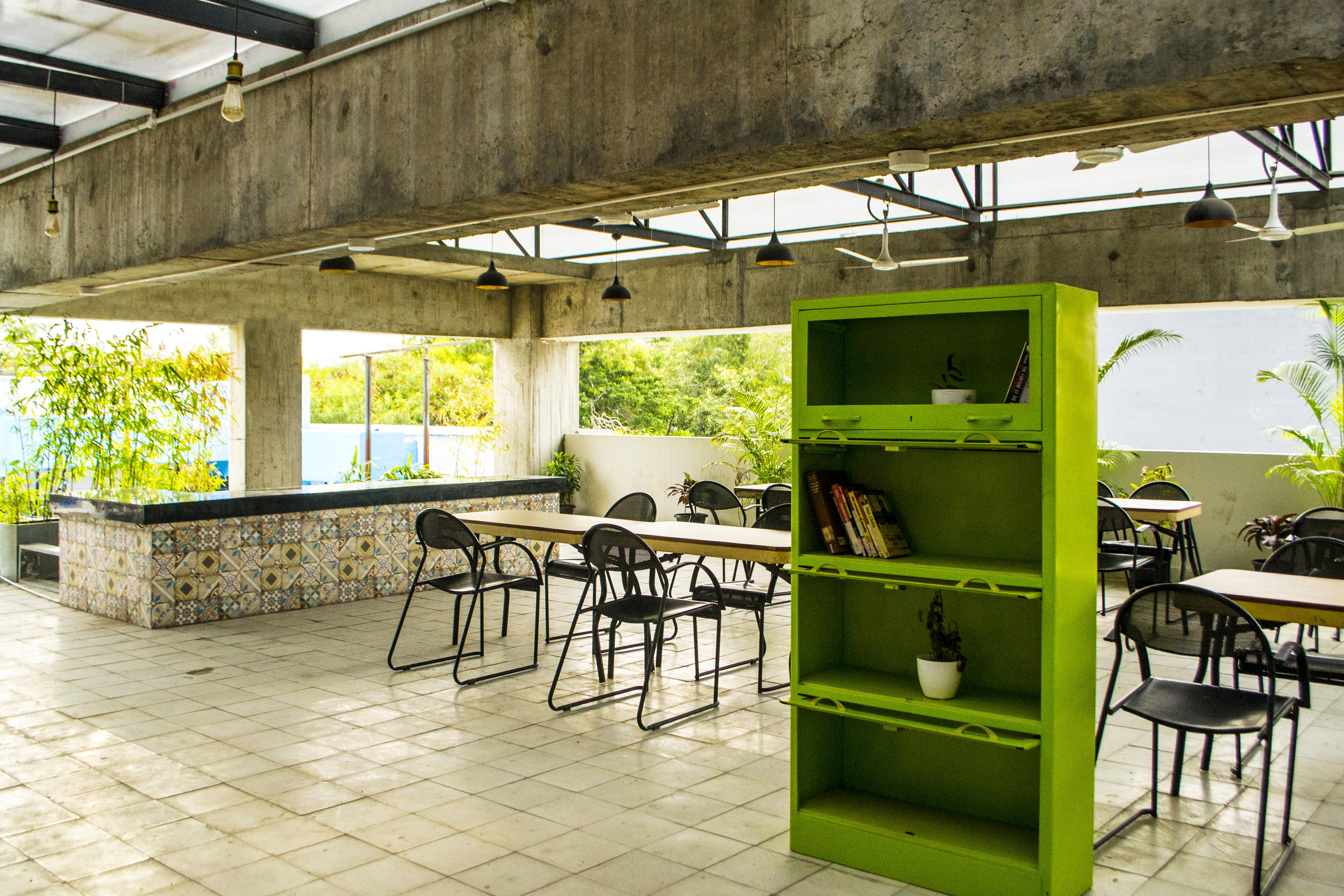 Refurbished Shelves