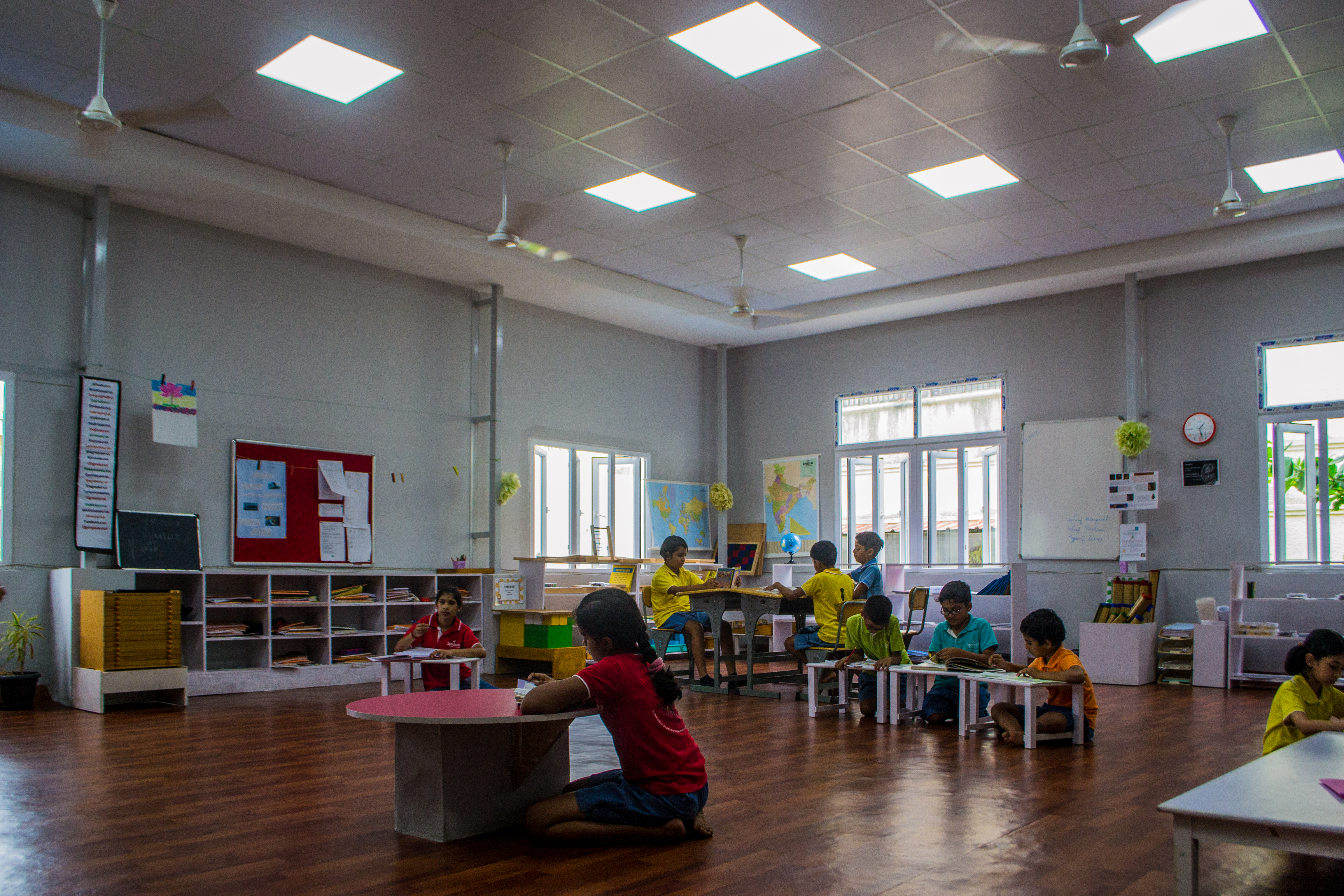 Montessori Environment