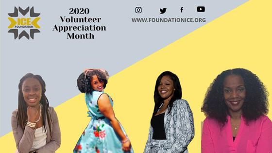2020 Volunteer Appreciation Month