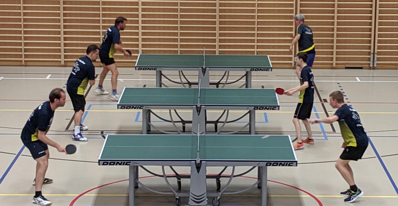 Tischtennisclub Oberriet