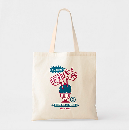 Sundae Tote (Japanese Collection)