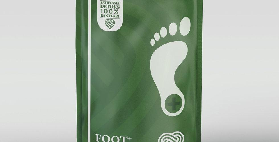 Foot+ Life Greentea (Hayatın Detoksu YEŞİL ÇAY) 0016