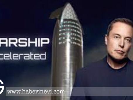 """Elon Musk """"Yeni Evimiz Mars"""" Yolculuk Başlıyor!"""