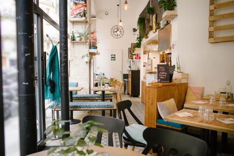 Salle restaurant Paris
