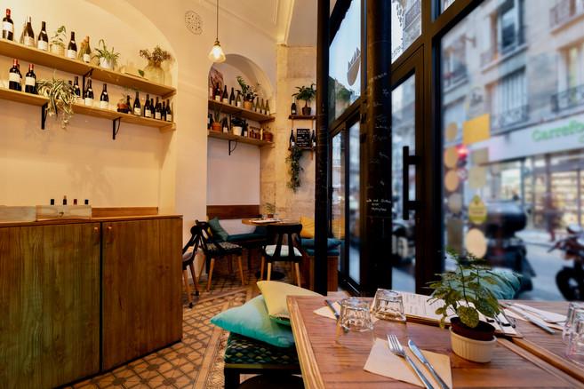 Bar à vins Paris