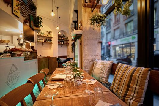 restaurant Paris 9ème