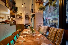Restaurant bar Paris