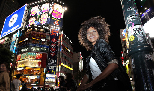 Tokyo The Alpha City