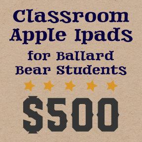 Virtual Paddle Raise -Classroom iPads