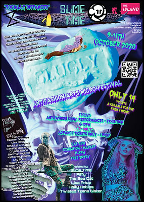 SLUGLY Event Poster