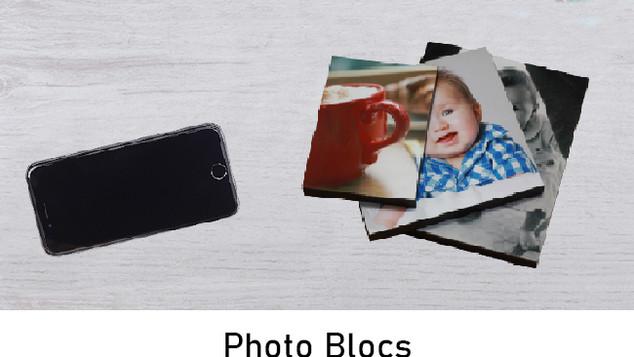 Order Photo Blocs