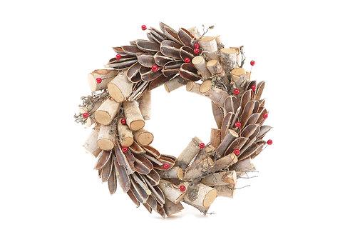 Winter Decorative Wreath