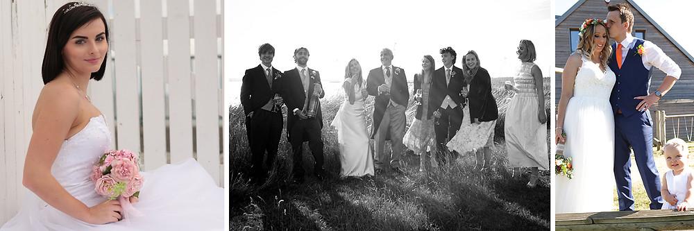 Suffolk and Essex Wedding Photographs