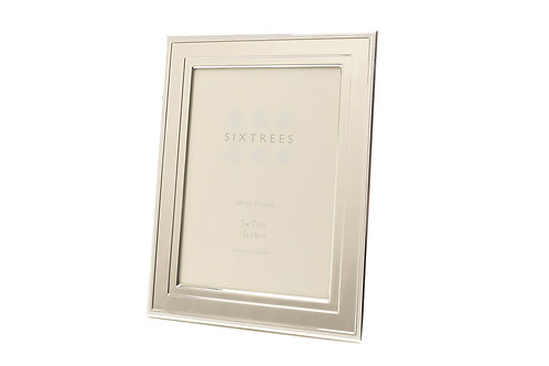 Drago Silver Photo Frame