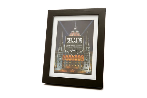 Kenro Senator Black Photo Frame