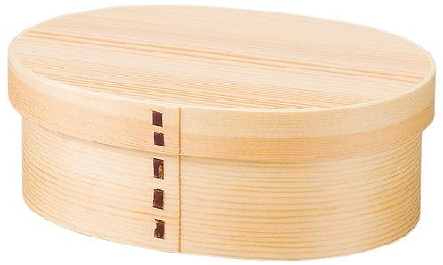 Wooden lunch box (medium)