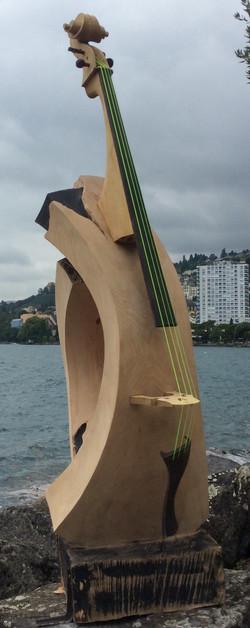 Alexandre Berlioz - Sculpture bois